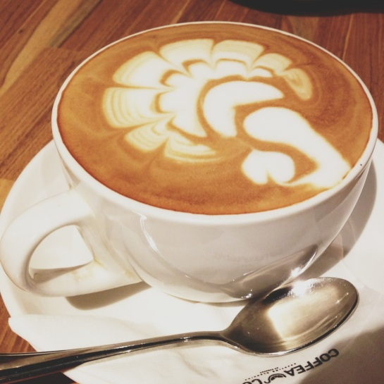 Madonna, Coffea Coffee, Bangsar
