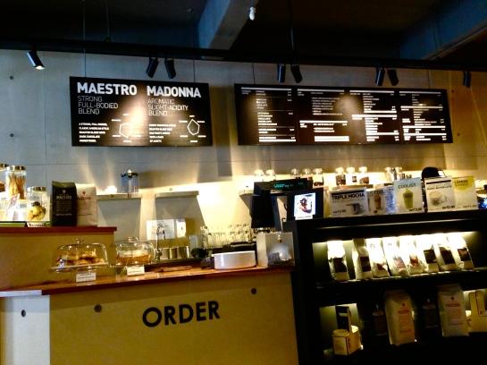 Coffea Coffee, Bangsar