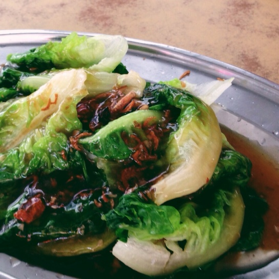 Thim Kee Steamed fish Pudu